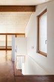 Architecture, interior, empty loft Royalty Free Stock Image