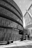 Architecture Interior in Oslo Stock Image