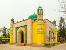 Architecture of islam style Royalty Free Stock Photo