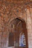 Architecture islamique antique, masjid de jami, mandav, Madhya Pradesh, Inde image stock