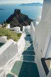 Architecture of  island of Santorini, Stock Images