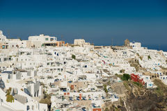 Architecture of  island of Santorini, Stock Photography