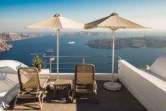 Architecture of  island of Santorini, Stock Image