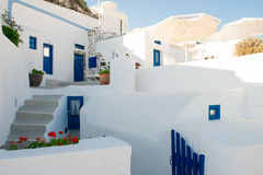 Architecture of  island of Santorini, Stock Photos