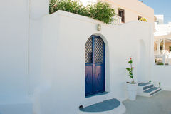 Architecture of  island of Santorini, Stock Photos