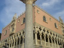 Architecture in Italy. (Venice royalty free stock photos