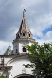 Architecture of Izmailovo manor in Moscow. Old Tower Stock Photography