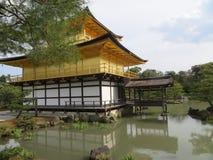 Architecture japonaise traditionnelle Photographie stock libre de droits