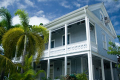 Architecture of Key West Royalty Free Stock Photos