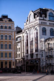 Architecture of Kiev Royalty Free Stock Images