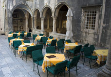 Architecture of Korčula Royalty Free Stock Photography