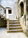 Architecture of Korčula Stock Images
