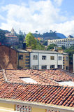 Architecture La Candelaria Bogota Colombia Royalty Free Stock Images
