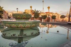 Architecture of Laayoune. Laayoune, Western Sahara, Morocco stock image