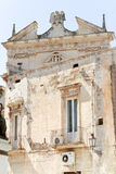 Architecture of Lecce, Italy Royalty Free Stock Images