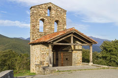 Architecture in Liebana Royalty Free Stock Photography