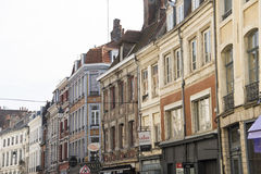 Architecture in Lille Stock Photos