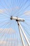 Architecture of London Eye Royalty Free Stock Photo