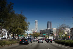 Architecture in Los Angeles Stock Photography