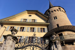 Architecture of Lucerne Royalty Free Stock Images
