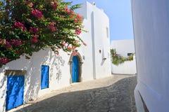 Architecture méditerranéenne Image libre de droits