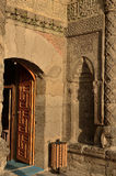 Architecture in madrasa I Stock Image