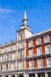 Architecture of Madrid, the capital of Spain Royalty Free Stock Photos