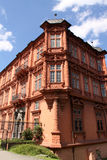 Architecture of Mainz Royalty Free Stock Photo