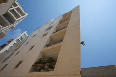 Architecture in Malta. Europe. Home and office Stock Photography