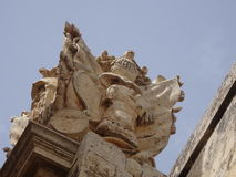 Architecture maltaise photos libres de droits