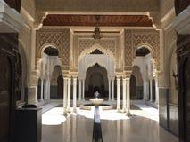 Architecture marocaine Photographie stock libre de droits