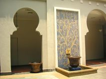 Architecture marocaine Photos stock