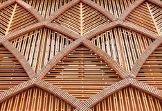 Architecture marocaine moderne Image libre de droits