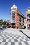 Architecture of Massena square, Nice Stock Image