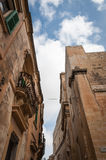Architecture in Mdina, Malta Royalty Free Stock Images