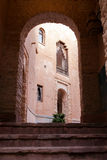 Architecture of Medina, Morocco Stock Photos
