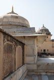 Architecture merveilleuse de fort Images libres de droits