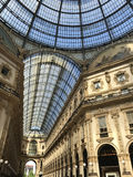 Architecture of Milan Royalty Free Stock Images