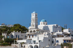 Architecture of Milos island, Greece. Travel. Royalty Free Stock Photography