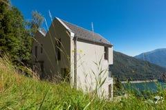 Architecture modern design, villa, day scene Royalty Free Stock Photo