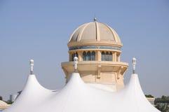 Architecture moderne à Dubaï Images libres de droits