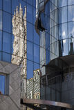 Architecture moderne à Vienne Image stock