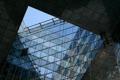 Architecture moderne photographie stock