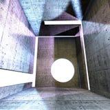 Architecture moderne illustration libre de droits