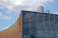 Architecture moderne image libre de droits