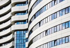 Architecture moderne abstraite Images stock