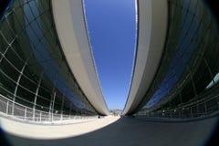 Architecture moderne abstraite Photographie stock libre de droits
