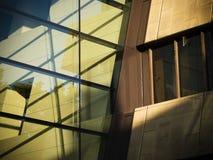 Architecture moderne d'Edimbourg Images libres de droits