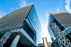 Architecture moderne d'immeuble de bureaux à Putrajaya, Malaisie la photo a été prise 15/05/2017 Image stock