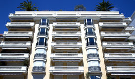 Architecture moderne de bâtiment de classe de luxe Photo stock